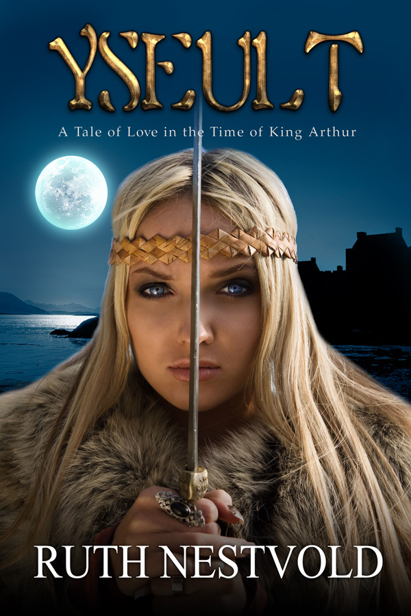 Fantasy Book Cover Needed : Yseult romance fantasy book cover design creativindie