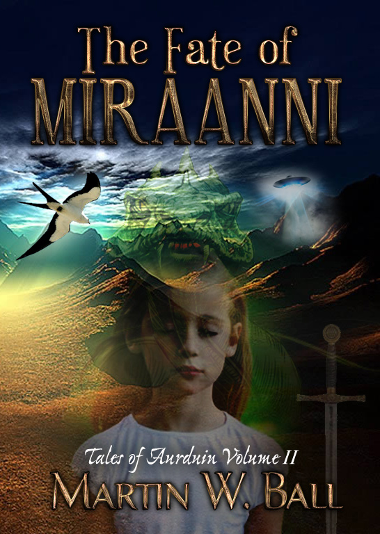 The Fate of Miraanni (Tales of Aurduin Book 2)
