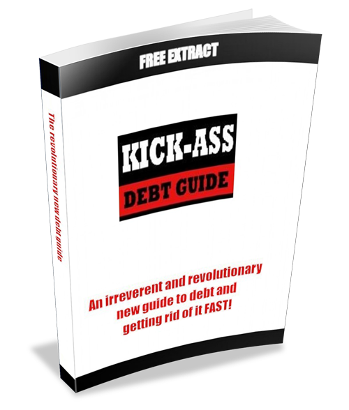Debt Guide: Get out of Debt Fast free book cover review and ...