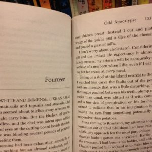 book layout formatting examples
