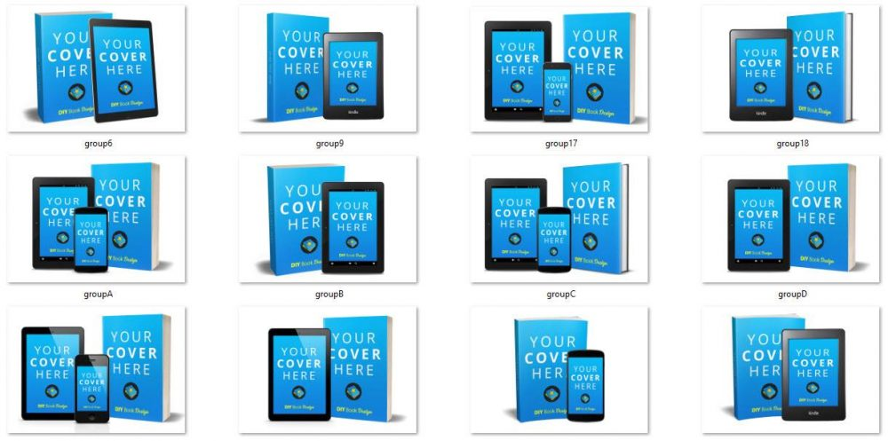 FREE online 3D book cover generator – Creativindie Book Covers